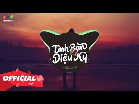 TÌNH BẠN DIỆU KỲ - AMEE x Ricky Star x Lăng LD ( Kvprox Remix ) | Nhớ Đeo Tai Nghe