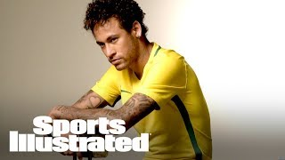 Brazil Star Neymar Plays Piano, Strikes A Pose Behind The Scenes | Cover Shoot | Sports Illustrated