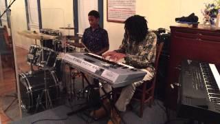 Charles & Chris... A little bit of Amazing by Hezekiah Walker