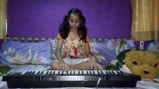 10 Year Old Playing Carmen–Habanera ~ Piano Version