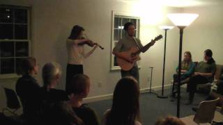"Jon Watts performing ""Smithfield Market pt 2"" live at Guilford College '11"