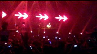 Paul Kalkbrenner live Budapest 2010