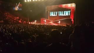Billy Talent - Fallen Leaves live in Toronto