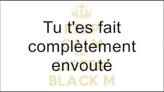 Black M - French Kiss (Lyrics)