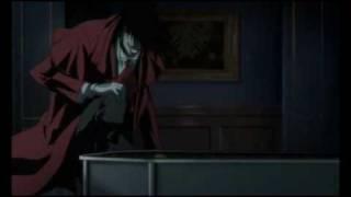 seras in alucard's coffin!?