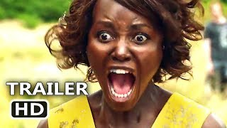 LITTLE MONSTERS Official Trailer (2019) Lupita Nyong'o, Zombies Movie HD