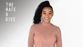 The Hate U Give | #ReplaceHate with Amandla Stenberg | 20th Century FOX