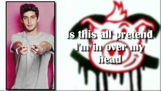 The Janoskians - Teenage Desperate (lyrics)