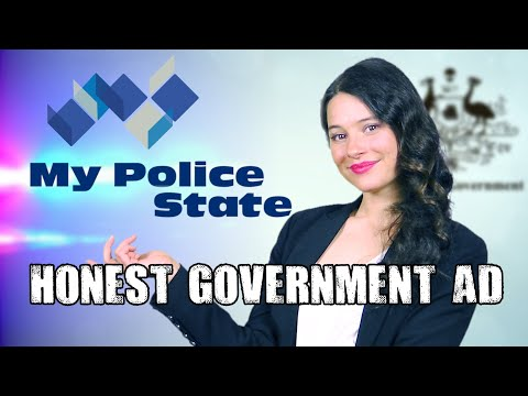 My Police State! | Honest Government Ad