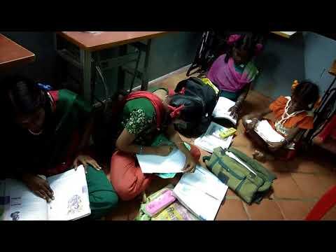 Evening School Education for Rural Children