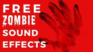 Zombie Eating SFX -|- FREE Sound Effects