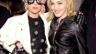 Hung Up The Telephone- Lady Gaga and Madonna Mashup