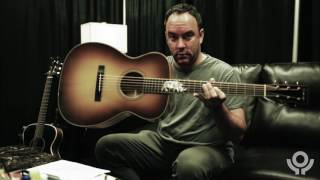 Win a Custom Rockbridge Guitar and a Trip to the Gorge to Meet Dave Matthews!