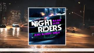 Major Lazer - Night Riders (Jared Moreno Remix)