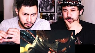 TOKYO GHOUL (TOTALLY CLUELESS) Trailer Reaction w/ Greg Alba!