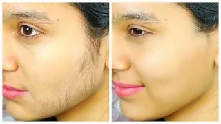 Remove Facial Hair PERMANENTLY - Ubtan Face Pack   PrettyPriyaTV