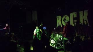 Upon a Burning Body - B.M.F. live in Tucson, AZ 2017