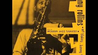 Sonny Rollins with the Modern Jazz Quartet - In a Sentimental Mood