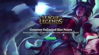 How to get free rp league of legends 2019 videos / InfiniTube