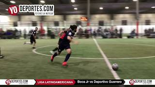 Boca Jr. vs. Deportivo Guerrero Champions Liga Latinoamericana