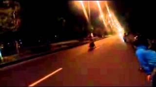 Vixion DMS#86 VS Satria #69 , Live juanda