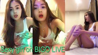 Mina Nanami, Two Thailand Sexy Girls On BIGO Live | Two Beautiful And Sexy Girls