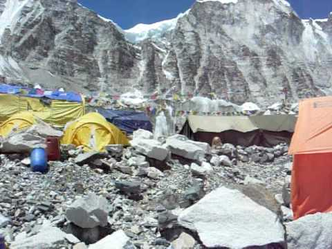 Everest Base Camp – Expedición Española