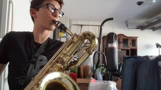 Bari Sax Beatbox