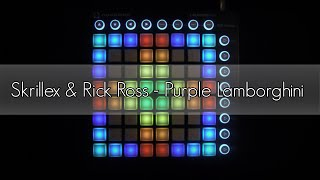 Skrillex & Rick Ross - Purple Lamborghini | Launchpad MK2 Cover