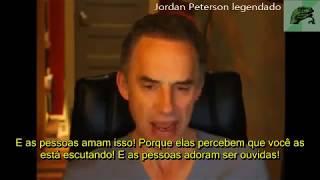 Jordan Peterson - Conselho para pessoas pouco sociáveis (Legendado - Português)
