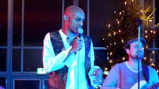 PERCIVAL [The Voice] performs Sex On Fire - Live[HQ] @ Steinhaus Solingen Germany 12-Dec-2011