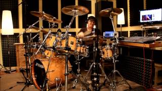 Joss Stone Super Duper Love Drum Cover 060115