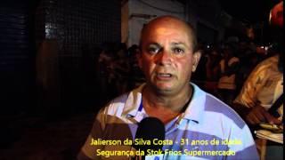 TEMA: Mais um homicídio em João Câmara-RN