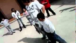 El baile De La Papaya por los niños De A.C.A.N.Durango