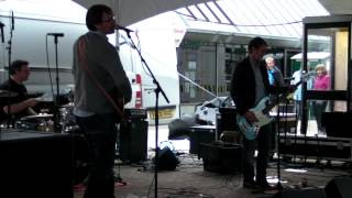The Capital - Atomic (Blondie cover) (live at Droitwich Spa festival - 22nd June 13)
