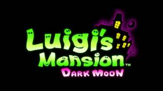 Luigi's Mansion Dark Moon; Creepy 'Heartbeat' Music