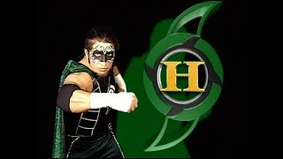 "The Hurricane's 2003 Titantron Entrance Video feat. ""Eye of the Hurricane v2"" Theme [HD]"