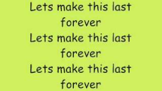 Mitchel Musso - Lets Make This Last Forever (Lyrics)