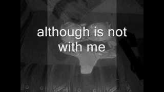 Aunque no sea conmigo-Traducida al Ingles _Lirics.wmv