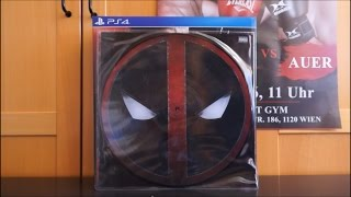 DEADPOOL RELOADED (Vinyl Soundtrack) / Zockis Sammelsurium Nr. 363
