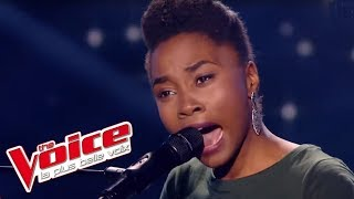 Ann-Shirley - « Hometown Glory » (Adèle) | The Voice France 2017 | Blind Audition