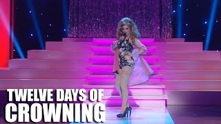 Jinkx Monsoon Audience Warm-Up - RuPaul's Drag Race Reunited Countdown to the Crown