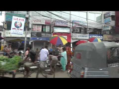 バングラデシュ ダッカ 市内  Bangladesh Dhaka City