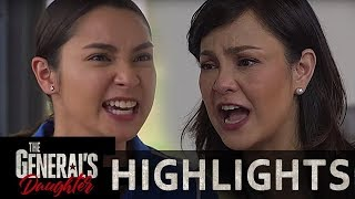 Jessie is shocked with the revelation of Corazon about Rhian | The General's Daughter (With Eng Sub)