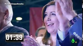 Resumen de la caída y ascenso de Pedro Sánchez como secretario general - El Intermedio