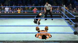 SvR 2011  Jeff Hardy vs John Morisson