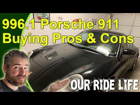 Porsche 996.1
