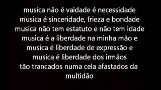 Piruka - 07 Música ( letra )