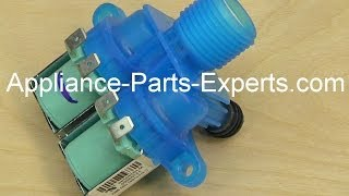 W10240949 Washing Machine Water Fill Valve - PS2579810, AP4513876
