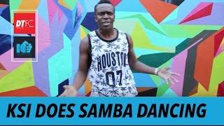 KSI DOES SAMBA DANCING